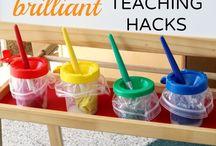 school teaching hacks