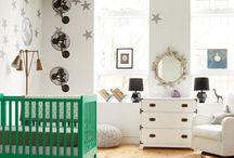 Nursery look / Baby nursery decorating / by Kristen Rose