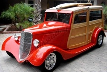 Woodie Hot Rods