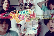 DSS EPISODE BANNERS: Cantabile Tomorrow / EPISODE BANNERS, arts by DSS GRAPHICS TEAM