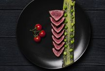 Food - great platting ideas