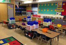 Classroom Setup Inspiration