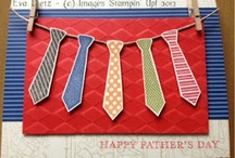 mother's father's day cards  / by Lora Hayes-Albert