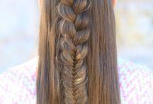 Hair styles.♡☆◇