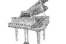 piano / by Angie Mock