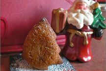 Desserts et bredele de Noel