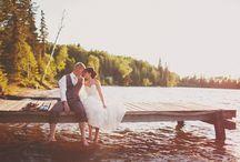 The Bride & Groom (Portraits) / by Love & Lavender | Wedding Blog