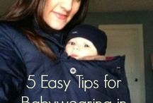 Random babywearing 'stuff' that we find interesting / Videos, stories, pictures, you name it.