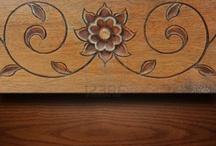 Carving and Kolrosing