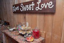 Wedding Favors / Oregon Hazelnut Toffee makes a wonderful wedding favor or addition to a wedding dessert buffet!