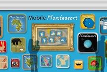 Montessori Apps for Phone / by Teresa Schumacher