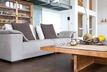 cork floor/other flooring