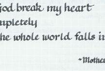 Broken Heart!
