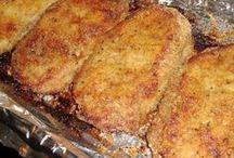 parmesan  pork chops