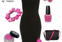 Black and Pink  / by Kim Weddington