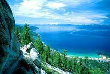 Lake Tahoe / Tahoe love. <3