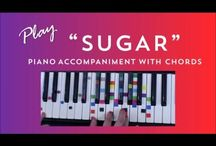 Piano Tutorials / Learn how to play the piano today & sing with the newest innovation in music tech: IVOREEZ Piano Tabs & Song Lyrics Music.