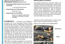 Get R.I.P.P.E.D. / Check out this series RIPPED. To help you Reduce Injury & Improve Personal Performance, Every Day!