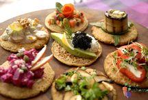 Vegetar retter / Vegetarian food