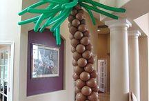 palmier bricolage