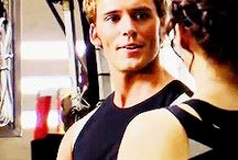 Finnick <3 / Finnick Is awesome.