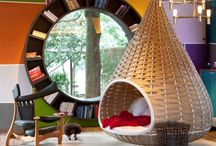 Spaces and Places / Interesting space design and Awesome looking places.