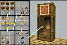 Minecraft blueprints