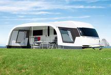 Hobby Premium Caravan