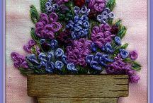 flower ( franske knuter)
