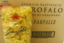 Pasta Garofalo / We could talk to you at length about the moment in the early 1900s, shortly after the construction of the second manufacturing plant, when the Garofalo brothers decided to divide the firm and founded Lucio Garofalo Inc and Alfonso Garofalo Inc, providing so two possible paths for the development of a company that started two centuries earlier.
