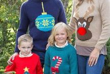 Christmas Jumpers knitting patterns