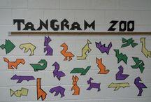 maths tangrams