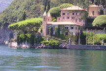 COMO LAKE-MILAN-ITALY