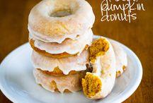Doughnuts / by Jenna Koeble
