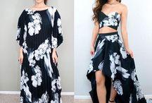 Inspirace oblečení