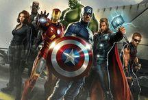 Super heroes! / Cool super heroes!