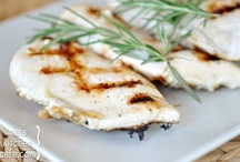 Recipes - chicken GRILLED / by Donna Casey