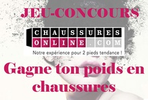 ChaussuresOnline Concours