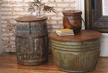 Vintage and rustic / by Sissy McReynolds