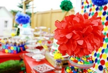 little birthdays / by Tamisha Delnoce