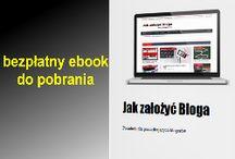 bezpłatny ebook Jak założyć bloga