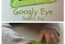sensory bag ideas