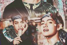 BTS Concepts & MVs /