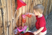 Childrens garden ideas
