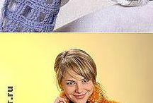 вязание из меха