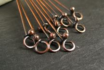 Jewelry - Headpins / by Lisa Bray