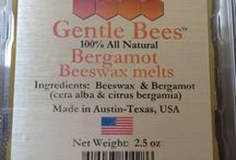 Beeswax cubes / All natural Beeswax cubes