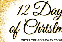 12 Days of Christmas - enter to win Goodies!! / 2017 Holiday giveaway http://bit.ly/2kfoGbI