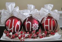 Home Decor Christmas  / Ideas for decorating the home at Christmas