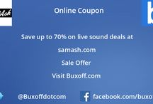Musical Instruments Coupons